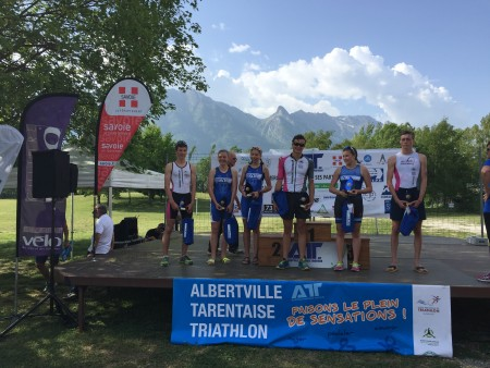 Photo champions de Savoie