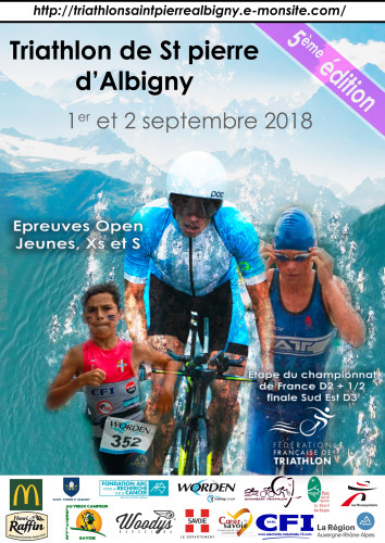 Affiche St Pierre 2018