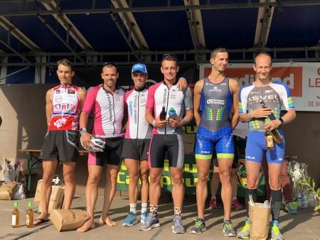 Aix 2018 -- podium club